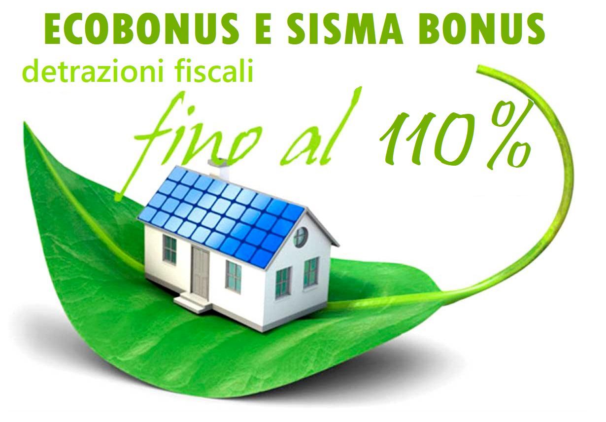 ecobonus sisma bonus
