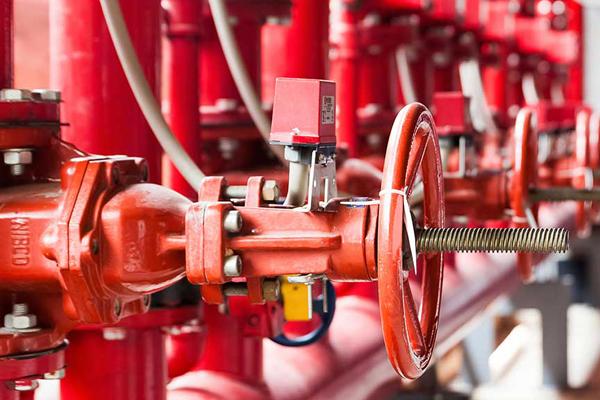 impianti antincendio rapallo